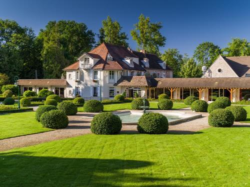 Hostellerie De Levernois : Hotel near Ciel