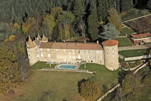 Château De Vollore : Bed and Breakfast near Sermentizon