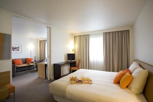 Novotel Belfort Centre Atria : Hotel near Romagny