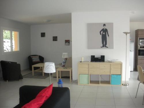La Maison d'Anna : Guest accommodation near Grayan-et-l'Hôpital