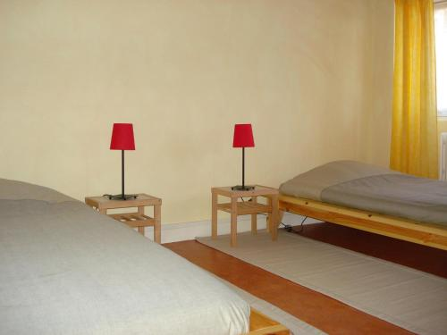 L'Auberge du Petit Bonheur : Guest accommodation near Bovel