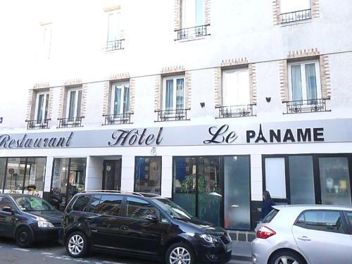 Hotel Paname Clichy : Hotel near Asnières-sur-Seine
