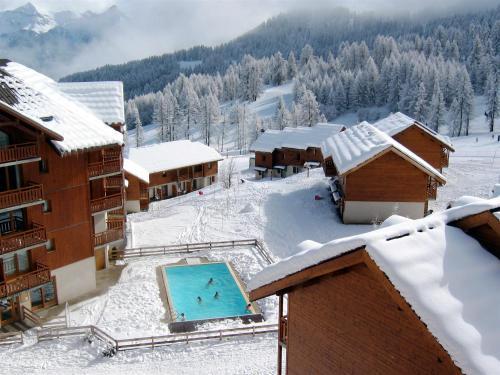 Parc aux Etoiles - Cimes et Neige : Apartment near La Roche-de-Rame