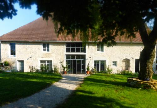 Chambres d'hôtes Béred Vuillemin : Bed and Breakfast near Tallans