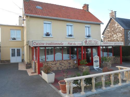 O Passage : Guest accommodation near Le Mesnil-Aubert