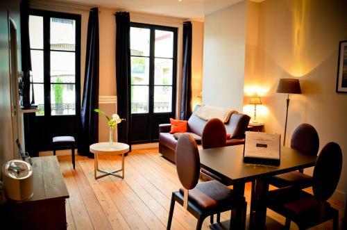 Bordo'Appart Hoya Bella : Apartment near Arcachon