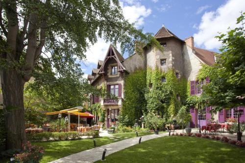 Le Grenier à Sel : Hotel near Vallon-en-Sully