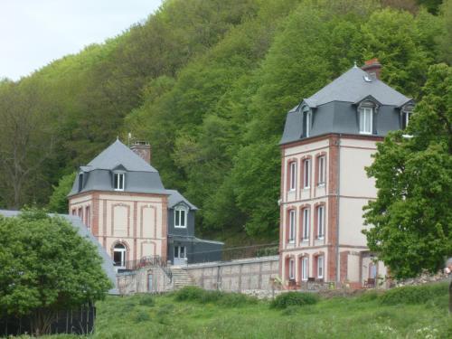 Studio Bord de Mer : Apartment near Équemauville