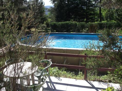 Le Casquille : Bed and Breakfast near Bessèges