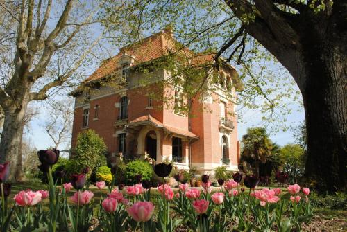 Chateau Mezger : Bed and Breakfast near Montastruc