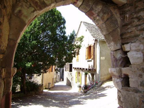 Chambre d'Hotes de la Bastide de Najac : Bed and Breakfast near Savignac