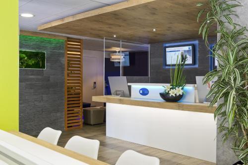ibis budget Cannes Centre Ville : Hotel near Cannes