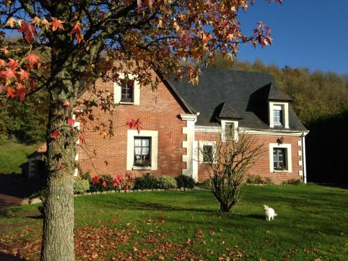 Le Petit Chateau : Bed and Breakfast near Humerœuille
