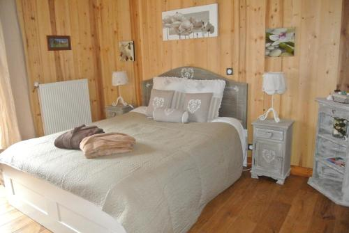B&B Le shorten : Bed and Breakfast near Créchets
