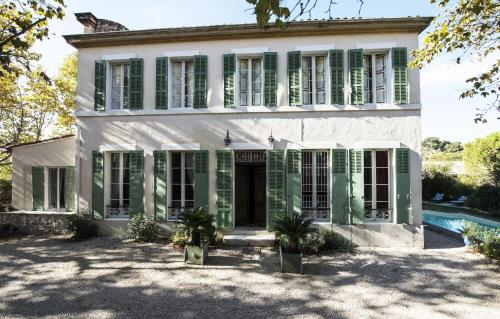 B&B La Bastide de l'Etoile : Bed and Breakfast near Plan-de-Cuques