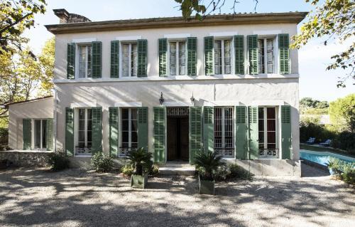 B&B La Bastide de l'Etoile : Bed and Breakfast near Allauch