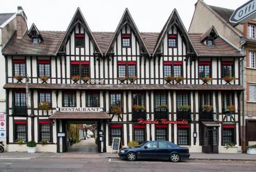 Hotel de Normandie : Hotel near Gravigny