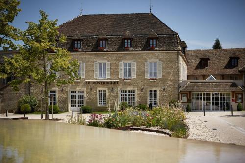 Le Montrachet : Hotel near Cussy-la-Colonne