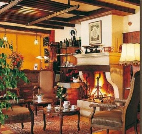 A L'orée Du Bois : Hotel near Chaudefontaine