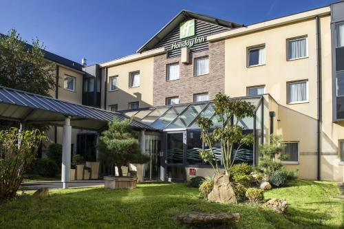 Holiday Inn Paris CDG Airport : Hotel near Vaudherland