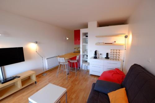 Le Balcon de Valberg : Apartment near Villeneuve-d'Entraunes