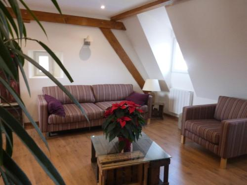 Gite du Meunier : Apartment near Hattstatt
