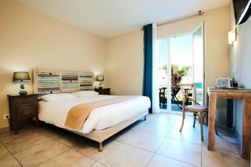 Kyriad Perpignan Sud : Hotel near Trouillas