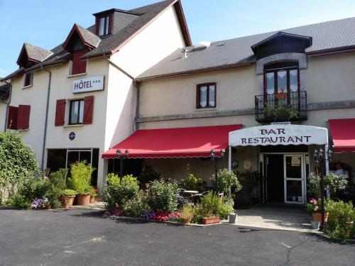 Auberge de l'Étable : Hotel near Tardets-Sorholus