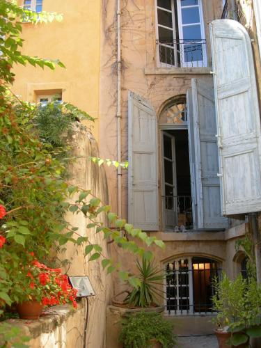Bed and Breakfast Jardin de Marie : Bed and Breakfast near Aix-en-Provence