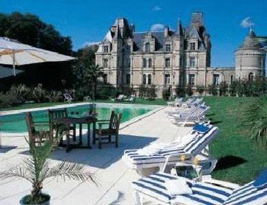 Château de la Tremblaye : Hotel near Saint-Christophe-du-Bois