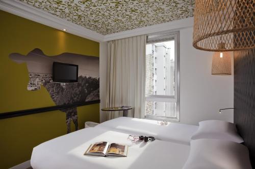ibis Styles Paris Buttes Chaumont : Hotel near Paris 19e Arrondissement