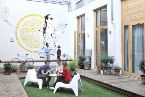 SLO Living Hostel : Hostel near Lyon 3e Arrondissement