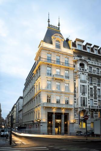 Okko Hotels Lyon Pont Lafayette : Hotel near Lyon 3e Arrondissement