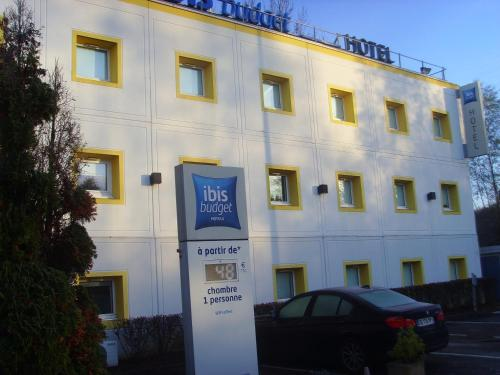 ibis budget L'Isle Adam : Hotel near Presles