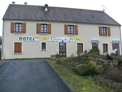 Les Confins Du Perche : Hotel near Briosne-lès-Sables