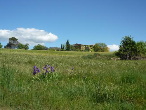 Les Grandes Mollières : Bed and Breakfast near Puimichel
