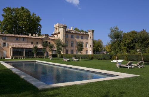 Villa Baulieu : Hotel near Saint-Estève-Janson