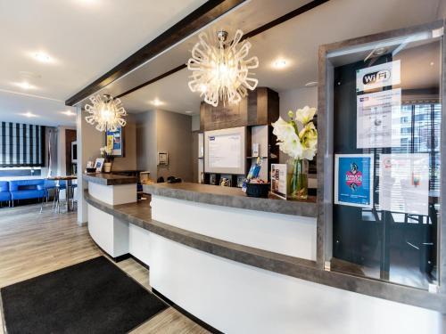 Kyriad Hotel Clermont Ferrand Centre : Hotel near Ceyrat