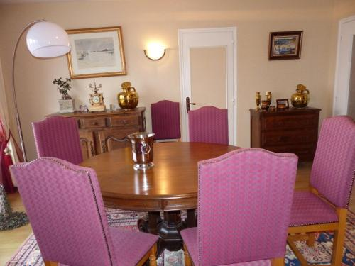 Résidence Saint-Nicolas Granville : Apartment near Yquelon