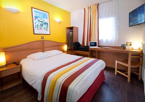 Hôtel Roi Soleil Mulhouse-Kingersheim : Hotel near Wittelsheim