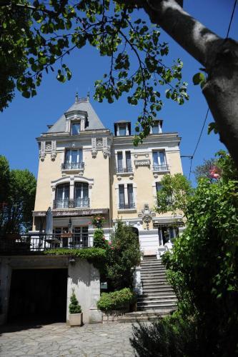 Hôtel Terminus : Hotel near Cahors