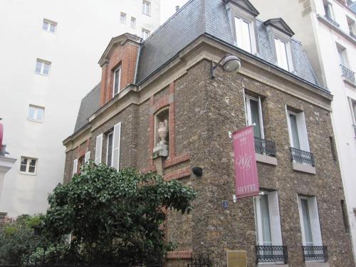 Windsor Home : Hotel near Paris 16e Arrondissement