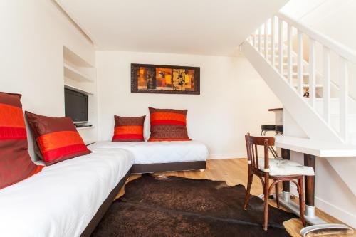 Appartement Terra Nova : Apartment near Paris 3e Arrondissement