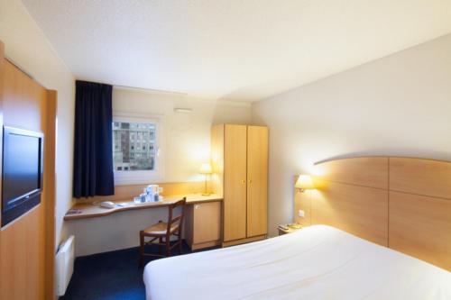 ibis budget Hotel Fresnes : Hotel near Châtenay-Malabry