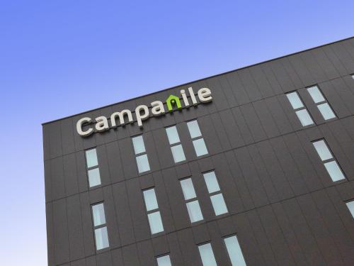 Campanile Belfort Montbeliard - La Jonxion : Hotel near Andelnans