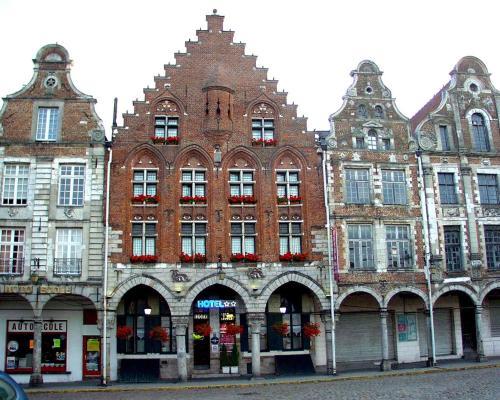 Hôtel Les Trois Luppars : Hotel near Monchy-le-Preux