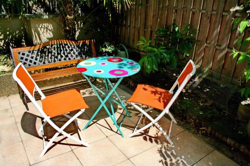 Studio avec Terrasse : Apartment near Colombes