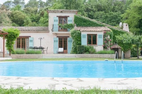Villa L'Abreuvette : Guest accommodation near Le Thoronet