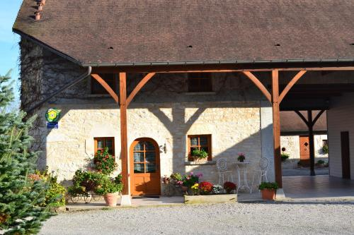 La Grange de Félix : Bed and Breakfast near Courbouzon