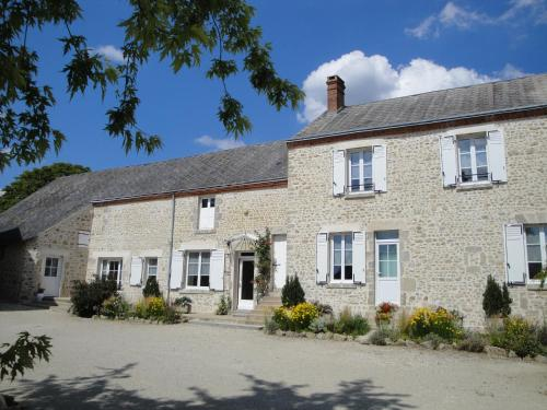 Ferme de La poterie : Bed and Breakfast near Darvoy
